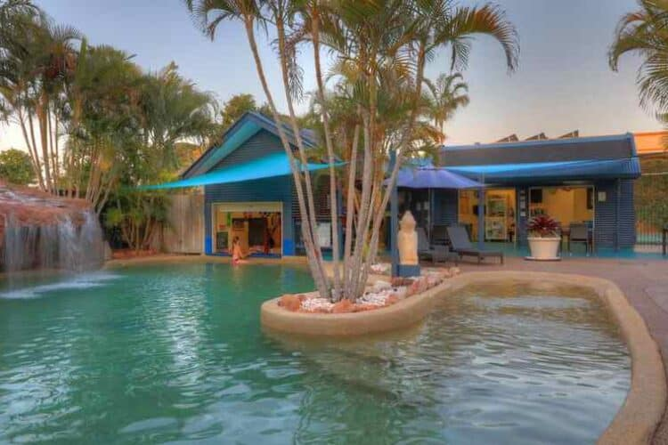 Grange Resort Hervey Bay