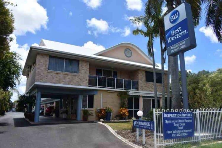 Best Western Ambassador Motor Lodge