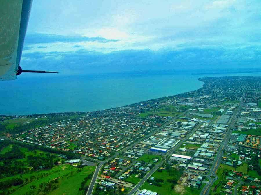 Hervey Bay Aerial