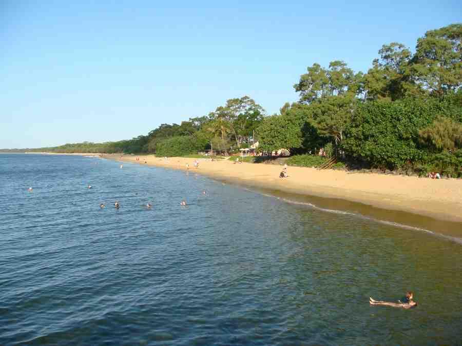 Pialba Beachfront Tourist Park