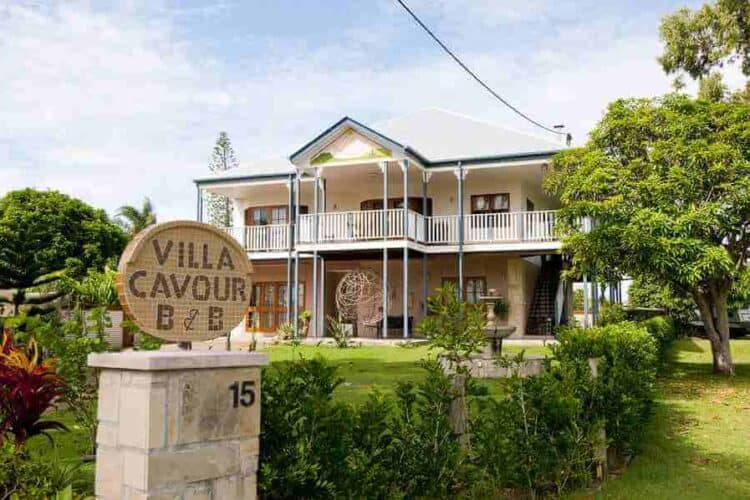 Villa Cavour B&B