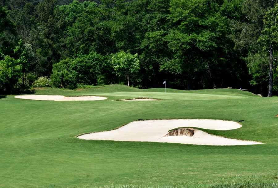 golf-course-sand-traps