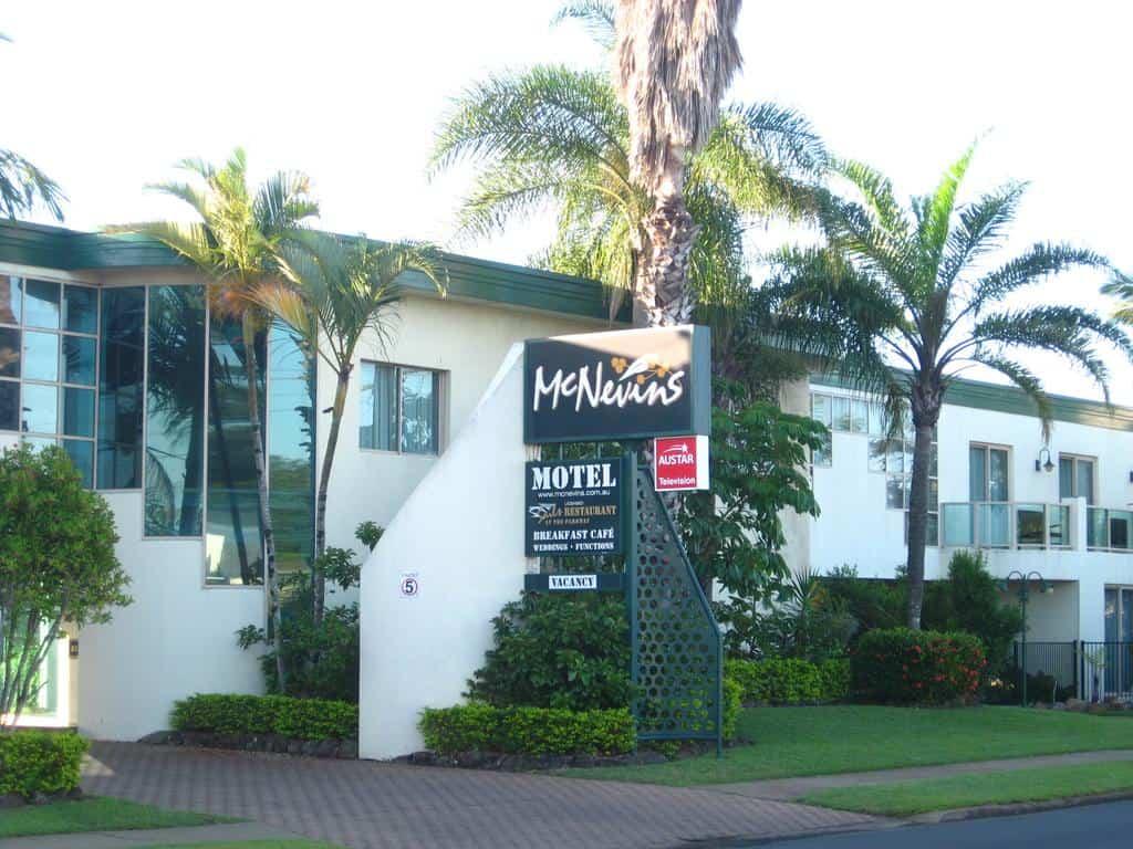 McNevins Maryborough Motel