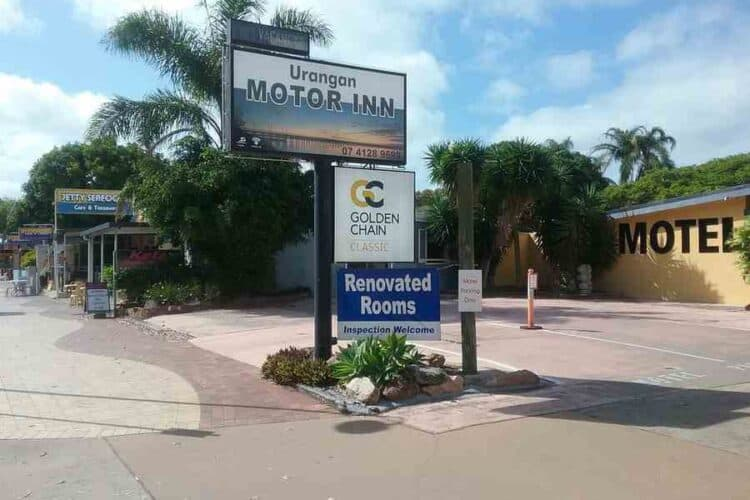 Urangan Motor Inn