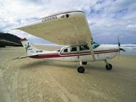 Air Fraser Island Tours