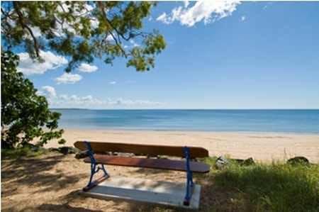Australis Shelly Bay Resort beach View