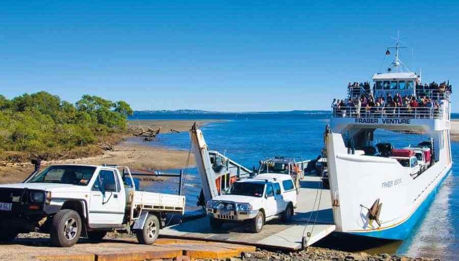 Fraser Venture Barge