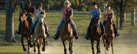 Susan River Homestead Horse Riding
