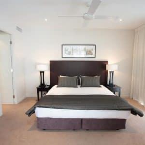 Grand Mercure Apartments Allegra Room