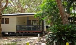 Fraser Island Accommodation Cathedrals