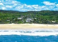 Eurong Beach Resort beach