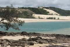 Fraser Island Lakes