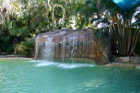 The Grange Resort Pool