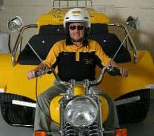 OZ Trikes Hervey Bay Tours Glenn