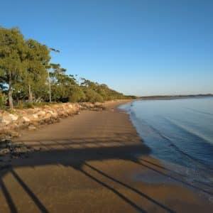 Urangan Beach