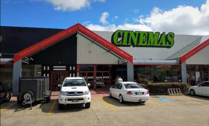 Hervey bay Cinemas
