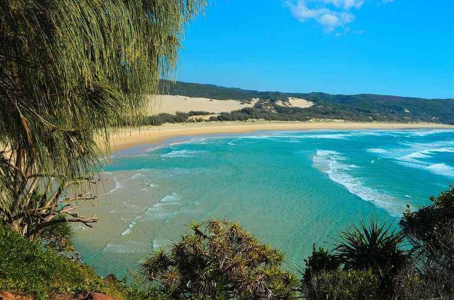Indian Head Kgari Fraser Island