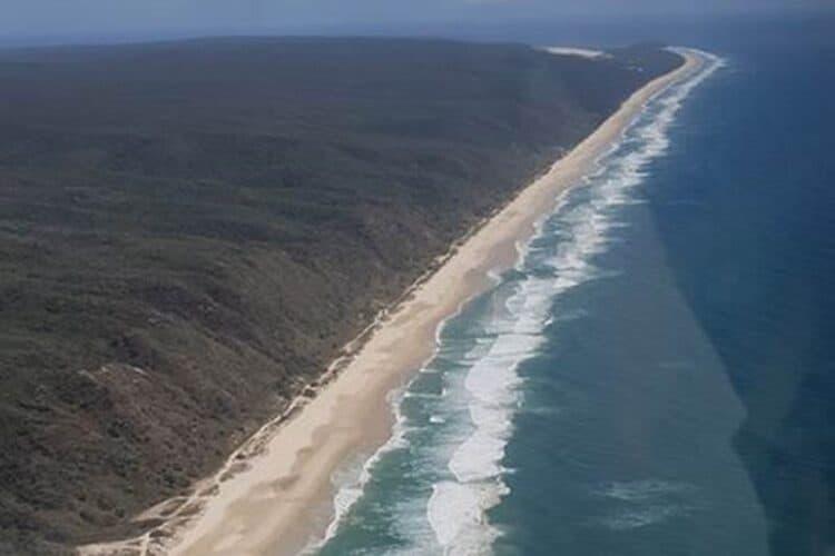 Air Fraser Island