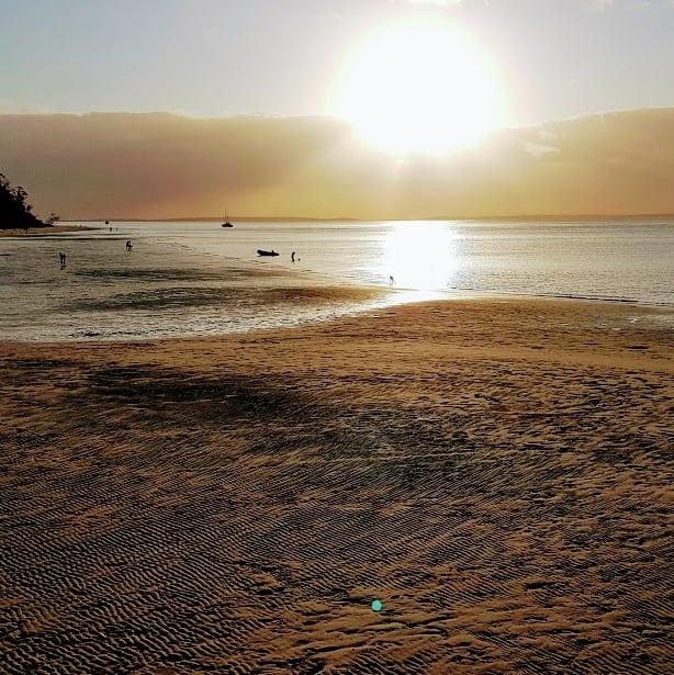 Kingfisherbay Sun Set