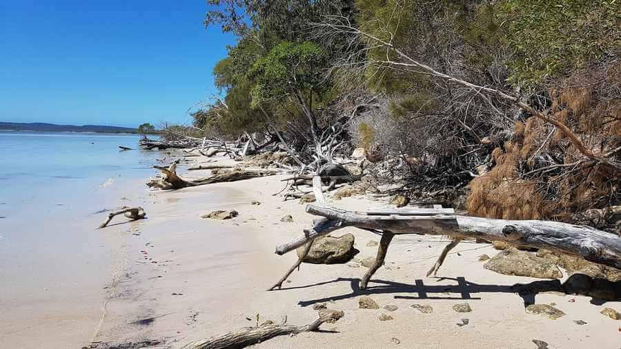 Tinnanbar Sand view