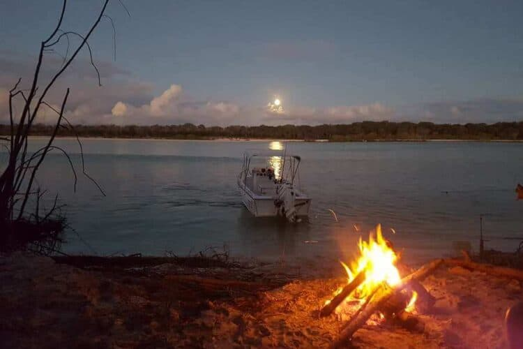 Fraser Island Camping
