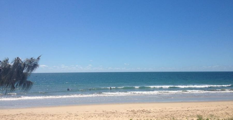 Woodgate Beach