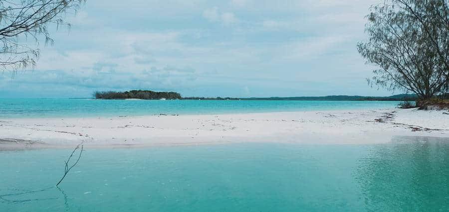 Islands in Queensland