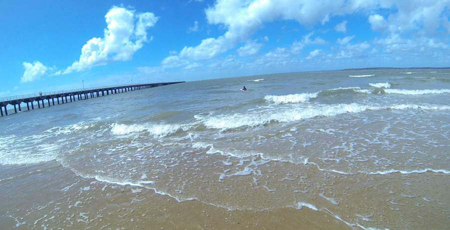 Can You Swim at Hervey Bay