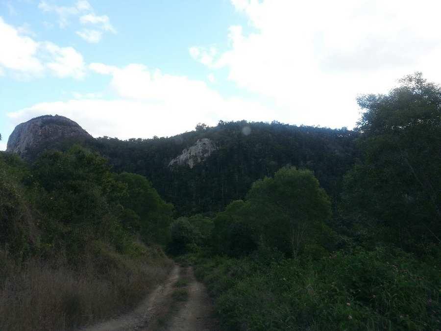 4x4 Trails Near Mount Walsh
