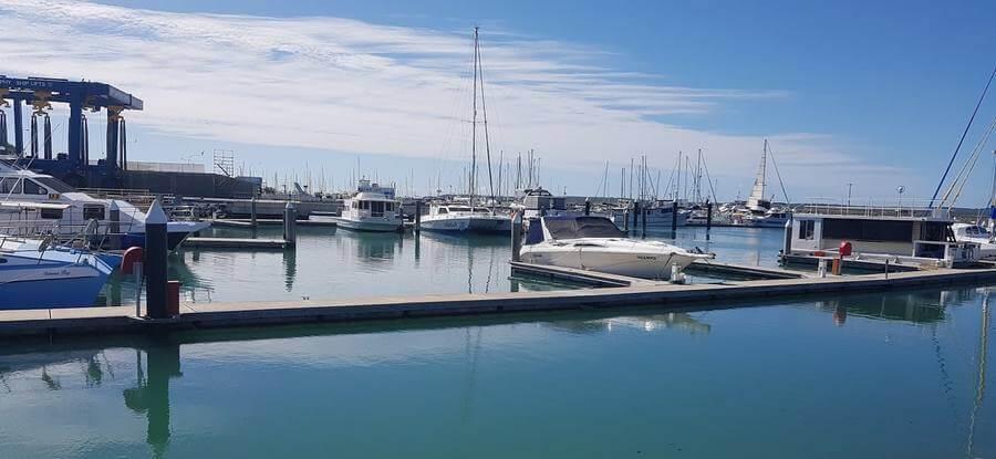Urangan Boat Harbour