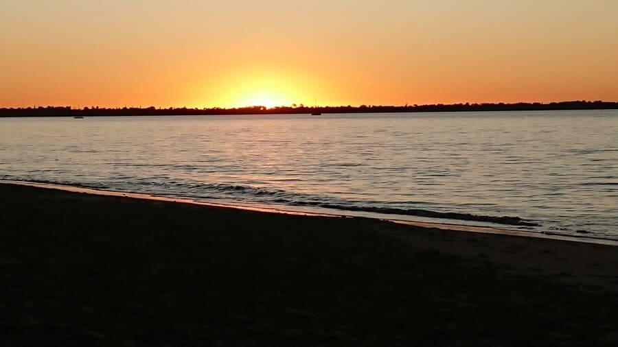 Sunsets of Herveybay