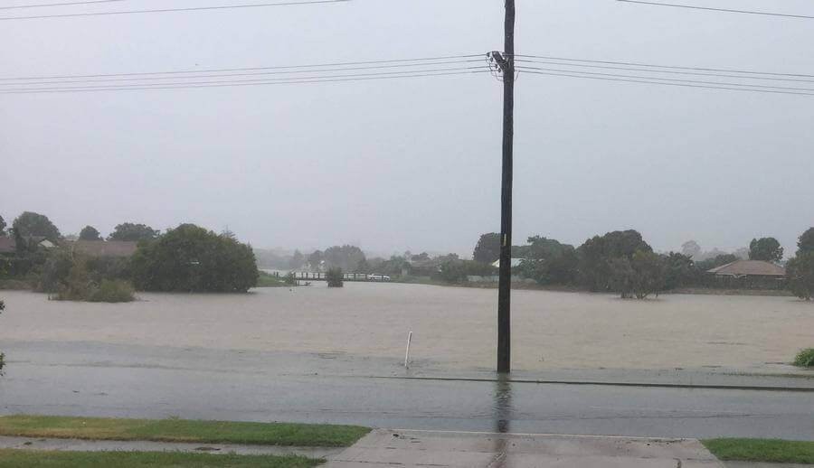 Does It Flood In Hervey Bay