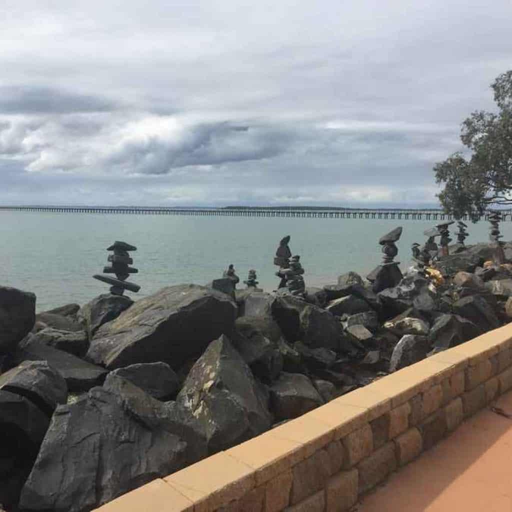 Esplanade Hervey Bay