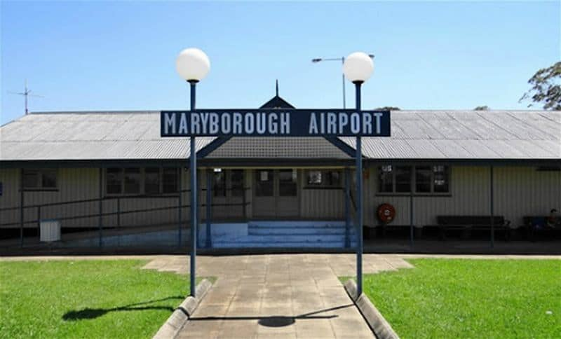 Maryborough Airport