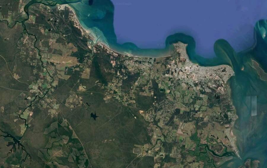 is hervey bay growing?