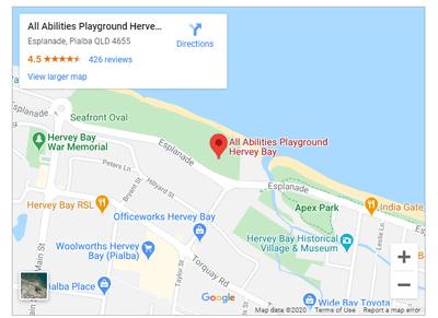 All Abilities Playground Hervey Bay