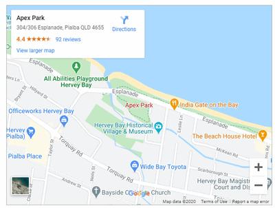 Apex Park Pialba