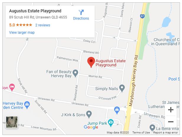 Augustus Estate Playground / Dog Park