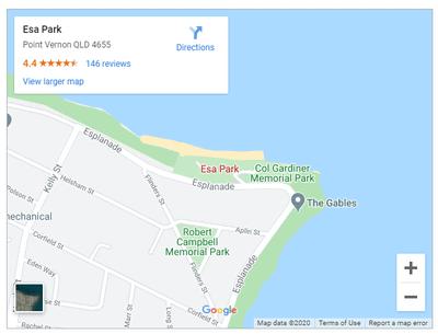 Esa Park Point Vernon