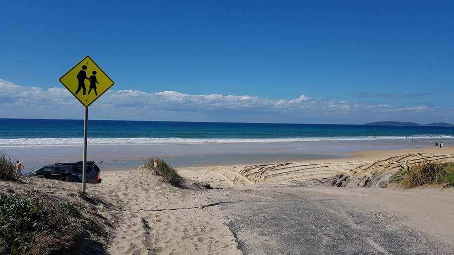 Rainbow Beach To Double Island Point