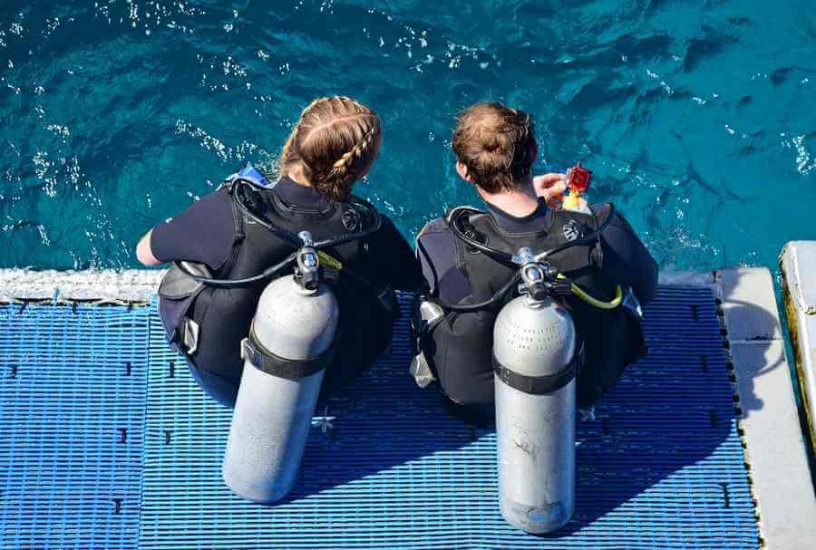 Great Barrier Reef Scuba Diving spots