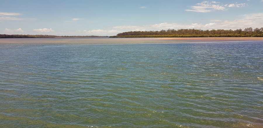 Buxton Queensland water